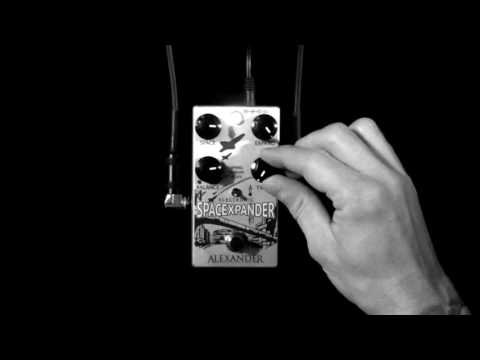 Alexander Pedals SpaceXpander Reverb