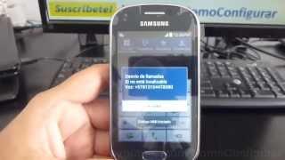 Como Saber Numero De Sim Card Movistar En Samsung Galaxy