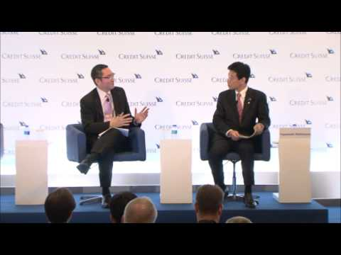 AIC 2014 Keynote: Abenomics - what's next?