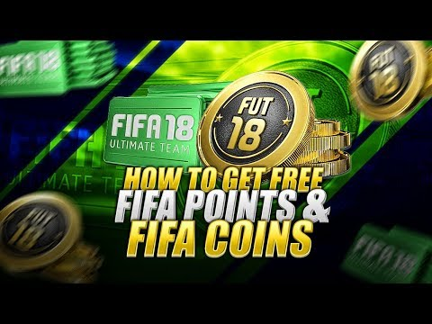 FIFA 18 - HOW TO GET FREE FIFA POINTS & COINS in FIFA 18 ULTIMATE TEAM - TIPS & TRICKS