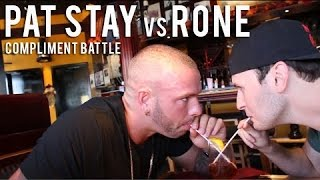 Compliment Rap Battle: Pat Stay vs Rone