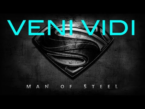 VeniVidi Man Of Steel