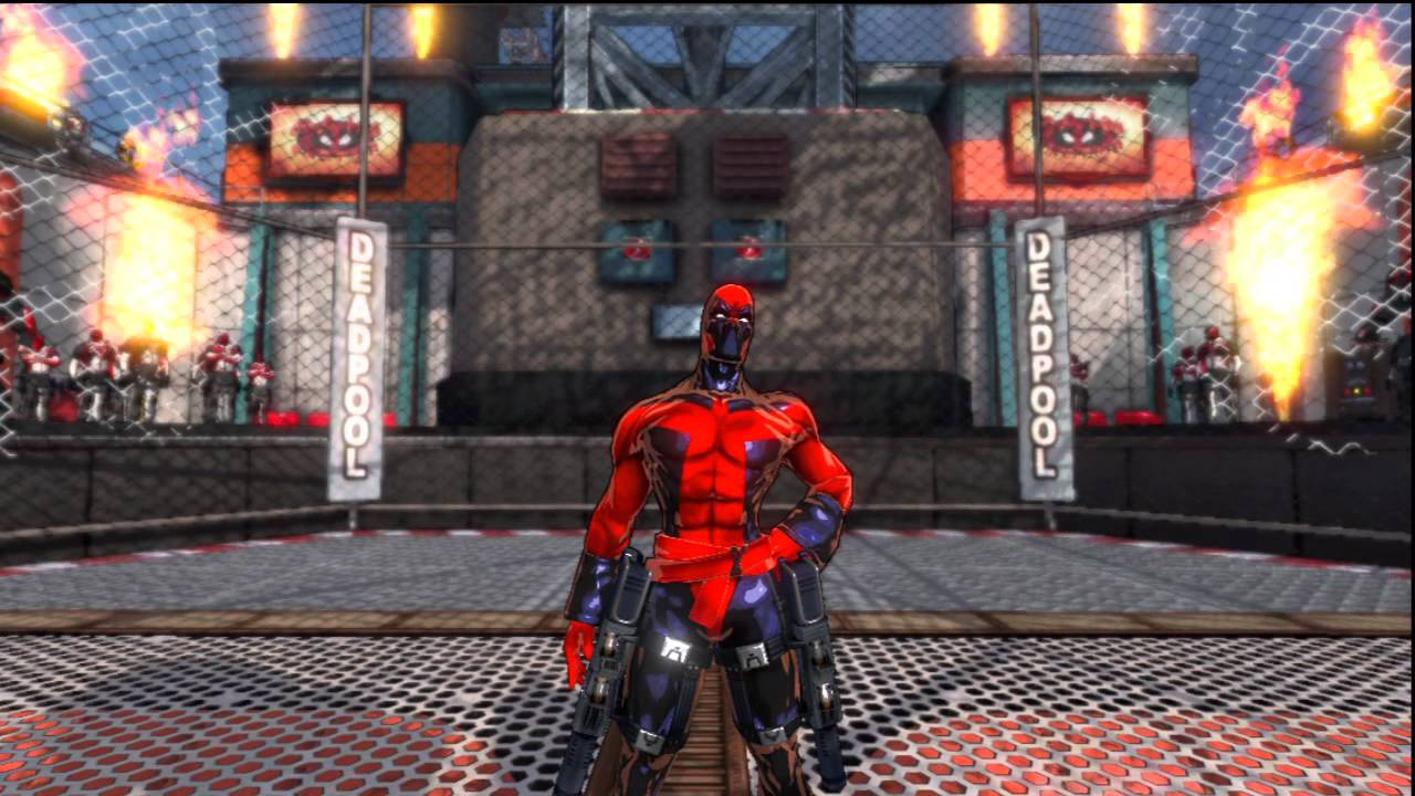 Spider-Man: Shattered Dimensions (PS3) -- Final Fight vs Deadpool ...