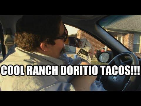 Francis Tries the New Doritos Locos Tacos