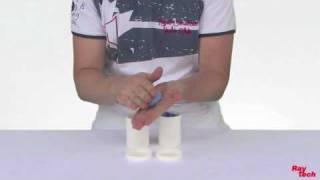 Creación De Una Pelota De Goma Ray Model Raytech