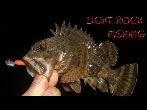 ловля рыбы на рог