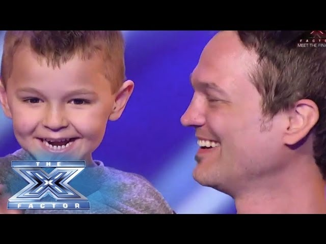 Meet The Final 12:  Jeff Gutt - THE X FACTOR USA 2013