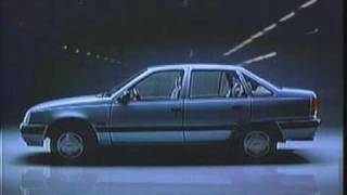 Daewoo Lemans 1986 Commercial