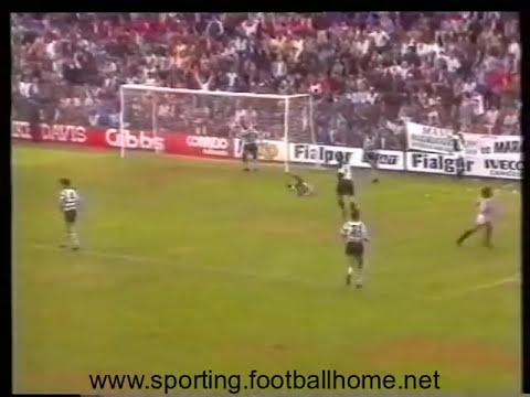 06J :: Portimonense - 0 x Sporting - 2 de 1989/1990