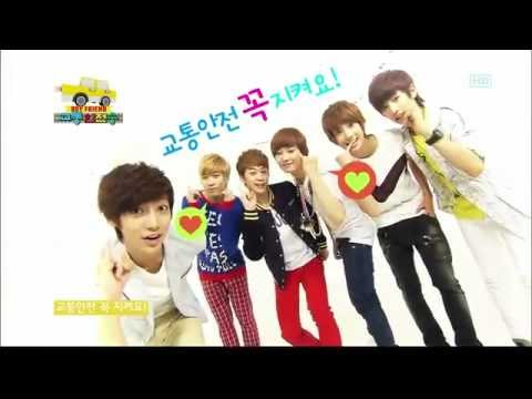 120617 Boyfriend - Traffic Safety Song -xBx2NTnRJG0