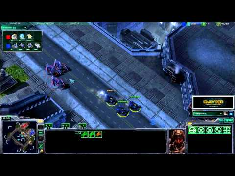 Starcraft 2 Day[9] Daily #266 - ROOT Minigun vs Forever PvT