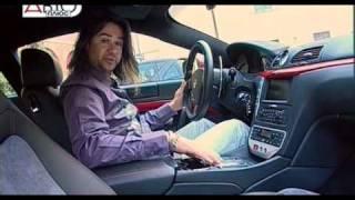 Maserati Gran Turismo S - Наши тесты 140 Серия 1 часть