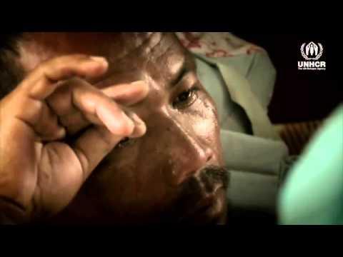 Айдос Сагат видео обращение по поводу Всемирного дня беженцев