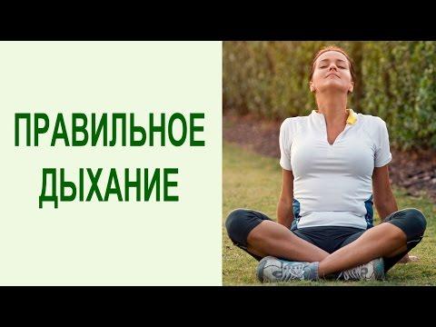 Дыхательное Упражнение на Каждый День