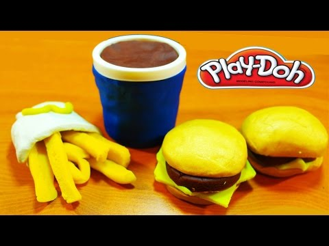 Play Doh Cooking cupcakes playset playdough by PlayGround