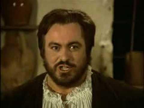 Luciano Pavarotti - La Donna E Mobile