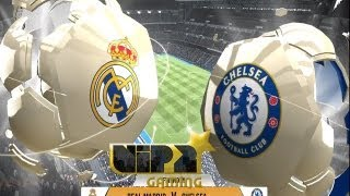 FIFA 13 REAL MADRID VS CHELSEA REQUESTED BY Same9871