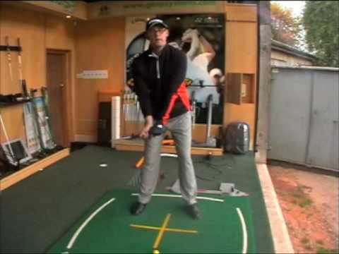 Golf BackSwing Lesson with Mark Crossfield
