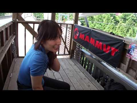 水上バンジー&キャニオニング&射的ツアー N.6 2010/08/22