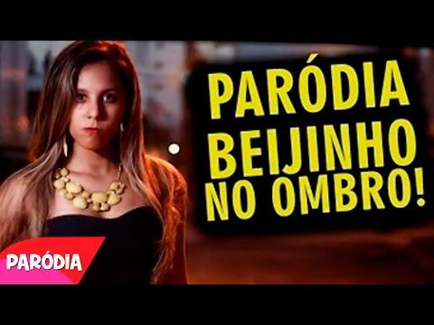 PEIXINHO NO OMBRO | Paródia Valesca Popozuda - Beijinho no Ombro