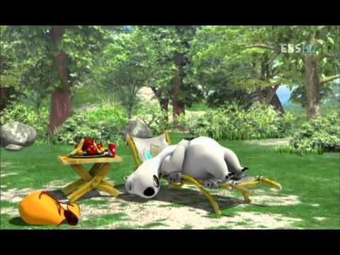 Chú Gấu Xui Xẻo Tập 1   YouTube