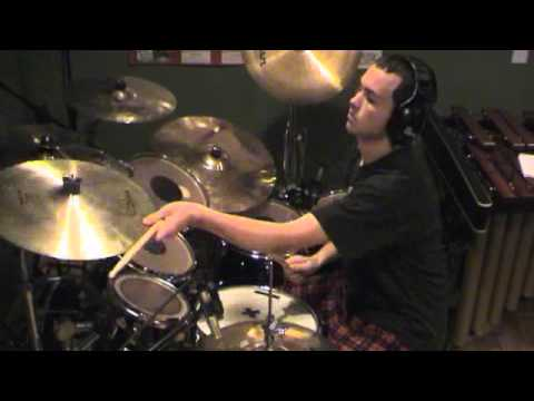 Wyant - Avenged Sevenfold - Sidewinder (Drum Cover)