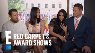 Nikki Bella Accidentally Announces Wine Launch | E! Red Carpet & Award Shows