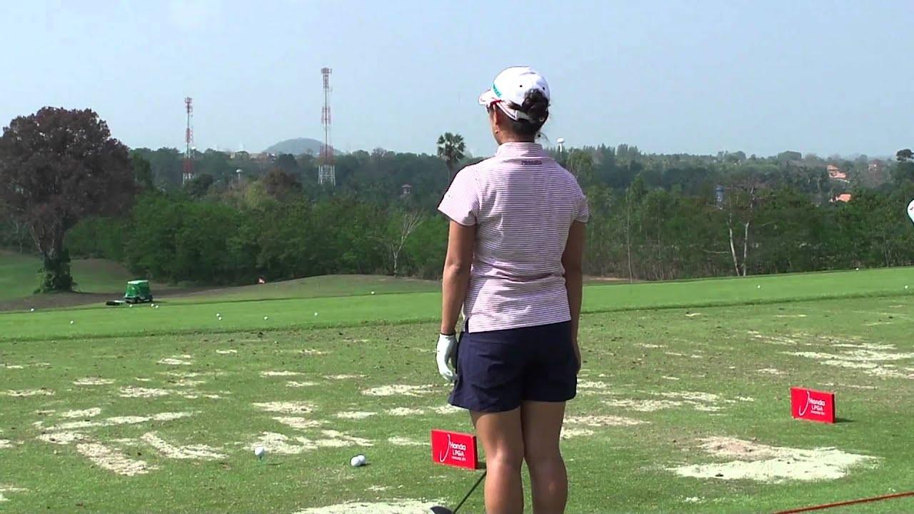 golfer asean  宮里藍ちゃん練習5 golfer asean  宮里藍ちゃん練習5