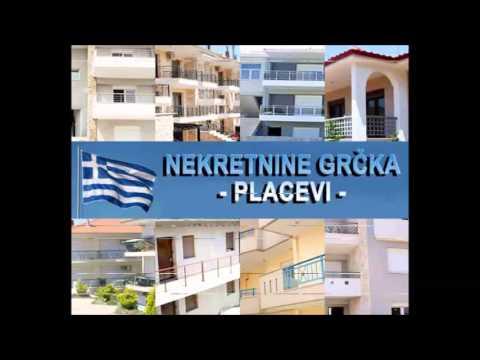 NEKRETNINE GRČKA VIKENDICE