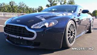 Aston Martin V8 Vantage N24 BRUTAL SOUND!!