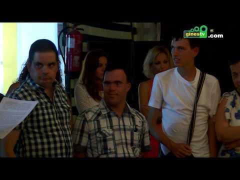 Cena homenaje al Mayor en la Feria de Gines 2015 (COMPLETO)