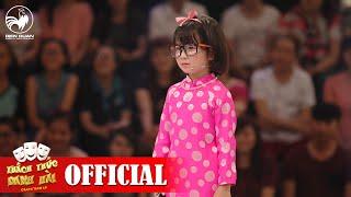 Thách Thức Danh Hài mùa 2   Cô bé 5 tuổi nói Việt Hương là bò