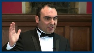 Anthony McCarthy | Gay Rights Debate | Oxford Union