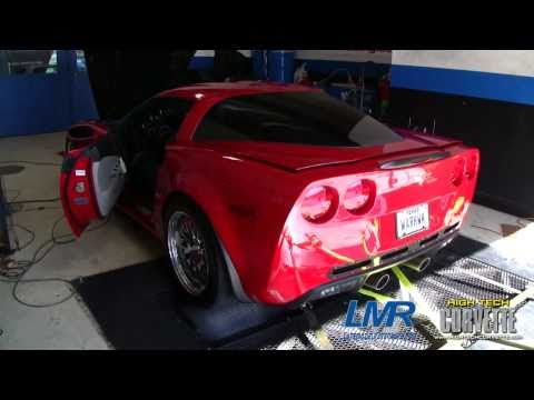 RC's Twin Turbo Corvette making 1453rwhp