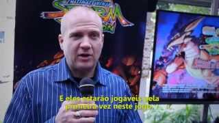 Naruto Shippuden Ultimate Ninja Storm Revolution Interview