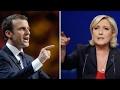 Le Pen, Macron advance to second round of Frances election