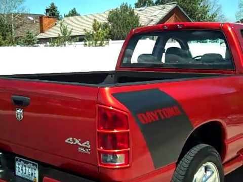 2005 Dodge Ram 1500 HEMI DAYTONA 26,000  miles1 Owner SORRY SOLD...