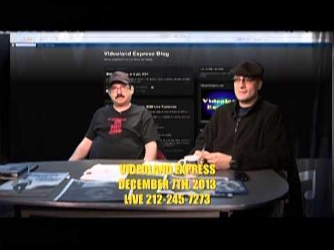 Videoland Express Live on MNN Dec. 7