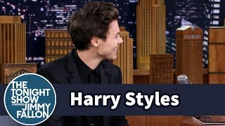 Harry Styles Gets Emotional Watching Dunkirk