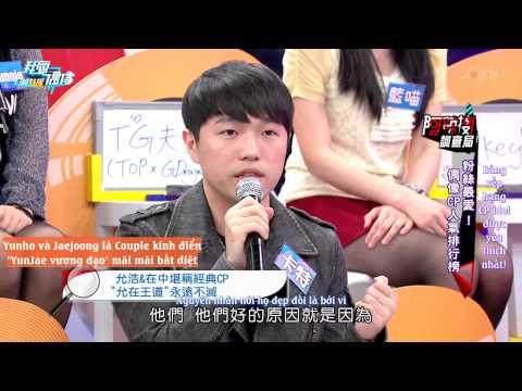 [Vietsub] 150702 I Love Idol Part1 YunJae Cut