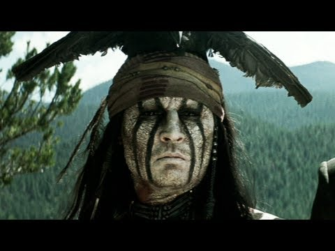 The Lone Ranger Official Trailer #3 2013 Johnny Depp Movie [HD]