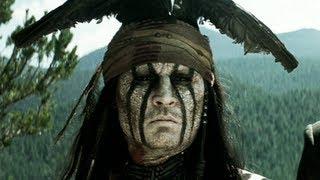 The Lone Ranger Official Trailer #3 2013 Johnny Depp Movie