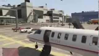 Gta 5 Aeroporto