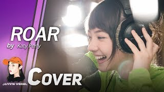 Roar Katy Perry (Official Music Video Cover By Jannina W
