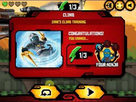 Game phim hoạt hình Ninjago mới nhất rush ninjago than toc tap 4