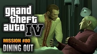 GTA 4 Mission #80 Dining Out (1080p)