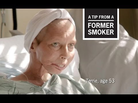 CDC Tips From Former Smokers -- Terrie's Place in History
