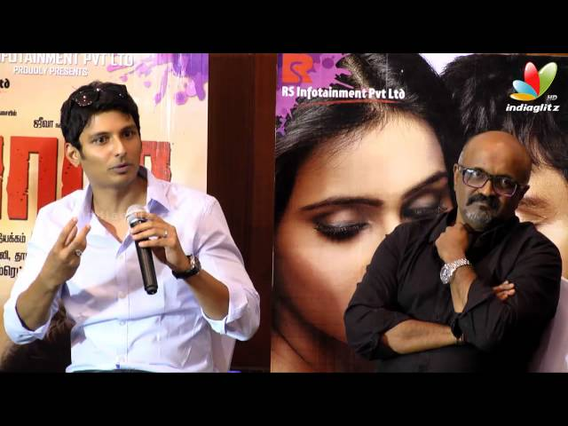 Yaan Movie Team Interacts With Press | Ravi K. Chandran, Thamarai, Jiiva, Thulasi Nair