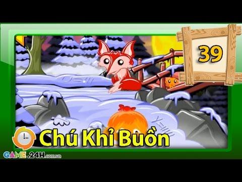 Hướng dẫn chơi game chú khỉ buồn 39 cực hay - Video hướng dẫn chơi game 24h