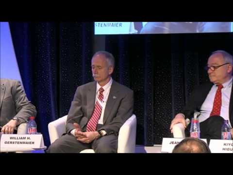 IAF Global Networking Forum (GNF) on Commercial Spaceflight, 20 March 2014 - Panel 2